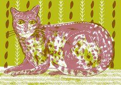 cat1flat by alice pattullo