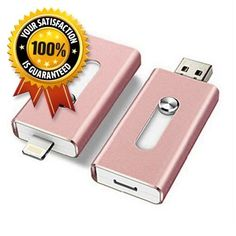 128GB iPhone USB Flash Drive, iOS Memory Stick, iPad External Storage Expansion: $53.89 End Date: Sunday Apr-22-2018 0:23:03 PDT Buy It Now…