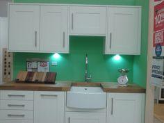 Tiverton bone wickes kitchen extension pinterest for Wickes kitchen carcass