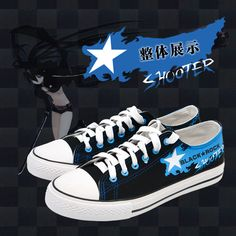 Hot Sale RWBY cosplay High help Casual canvas shoes personality canvas shoes AA