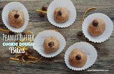 pb dough bites: no bake low FODMAP treat.  Yes, I ate 6 of these today. oops!