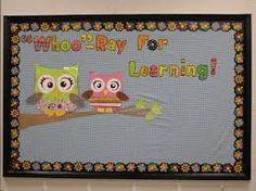 owl classroom decor - Google Search