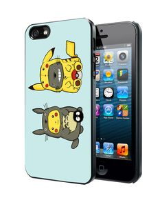 Totoro Pokemon Samsung Galaxy S3/ S4 case, iPhone 4/4S / 5/ 5s/ 5c case, iPod Touch 4 / 5 case