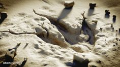 Hi there, and welcome to the Making of a T Rex Footprint completely rendered in Blender 2.72. This time around I'm going start by showing you some tips that will help you on your way in creating yo...