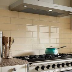 Details: Photo features Sand 4 x 16 field tile on the wall.