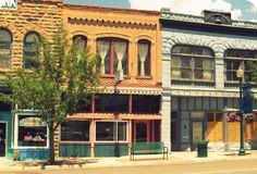 Mt. Pleasant, UT- this is my street!!!