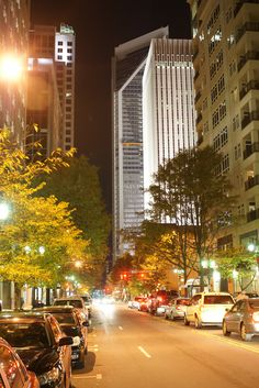 Tyron Street, Charlotte, NC. I CAN'T WAIT TO MOVE HERE!
