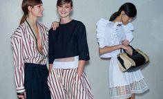 Fashion Week Paris S/S 2013 Women's | Fashion | Wallpaper* Magazine: design, interiors, architecture, fashion, art
