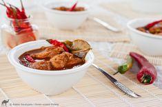 Curry z kurczakiem i pędami bambusa Cereal, Curry, Breakfast, Food, Morning Coffee, Kalay, Curries, Meals, Corn Flakes