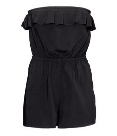 Strapless jumpsuit from H&M
