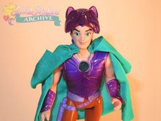 Jewel Power Drake 🌲 ✨Princess Gwenevere and the Jewel Riders✨    #knight #doll #kenner #kennertoys #actionfigures #actionfigure