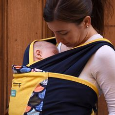 LOVE the new Close Caboo carriers? #CabooSofia is perfect for any summer walks with your little one!