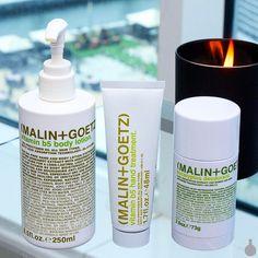 54 отметок «Нравится», 4 комментариев — Apotheca (@apotheca_beauty) в Instagram: «Our (MALIN+GOETZ) BODY favorites! These incredible formulas leave ZERO residue. Skin feels smooth +…»
