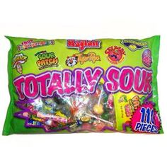 Mayfair Totally Sour Mix 110 Pieces: 2 LB Bag
