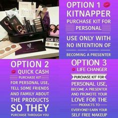 Younique's mission is to uplift, empower, validate, and ultimately build self-esteem in women around the world through high-quality products that encourage both inner and outer beauty. Younique Presenter, Quick Cash, Look Here, Change Is Good, How To Become, How To Make, Encouragement, Presents, Social Media