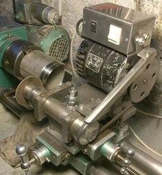 Fabrication Tools, Lathe Machine, Lathe Tools, Metal Working Tools, Homemade Tools, Espresso Machine, Blog, Workshop, Tours