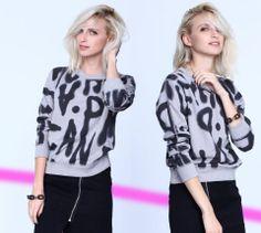 #cheapmonday graffiti sweatshirt #belleandsue http://belleandsue.co.il/default.aspx?pageid=57&itemId=1591