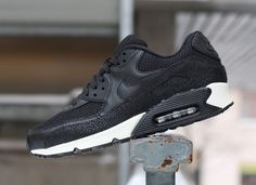 check out 8303c feccf Nike Air Max 90 Leather PA 705012-001 705012 001   Footish
