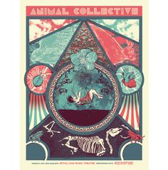 Animal Collective poster