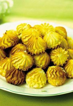 Maślane - Świąteczne ciasteczka przepis sprawdzony od pokoleń