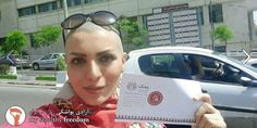Questa donna iraniana ha trovato un nodo perfetto per lottare contro l'obbligo del velo