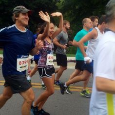 Running your First 5K? Celebrate every step it took to get you there!