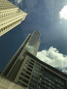 Denver, Dallas, Skyscraper, Multi Story Building, Skyscrapers