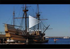 """My first graders have really enjoyed these Scholastic videos... we've been watching in short segments and keeping notes in our reading journals.  They also labeled the parts of the Mayflower and have drawn scenes from the voyage.  """"The First Thanksgiving: Virtual Field Trips, Videos, and Slideshow""""  {Scholastic}"""