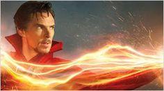 'Doctor Extraño': Nuevas fotos de Benedict Cumberbatch como el Hechicero Supremo de Marvel