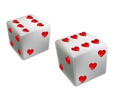 valentine dice game