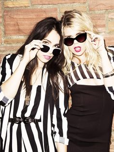 MINK PINK | Fall 2014 | Wild Child of Rock Campaign