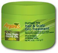 Arganics Hair and Scalp Gro Treatment 6 oz. (Pack of 2) *** Click on the image for additional details.