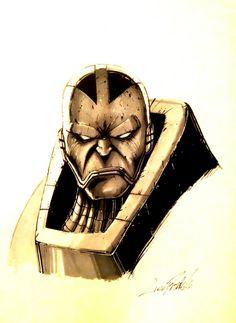 Apocalypse - X-Men / Livio Ramondelli