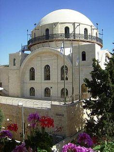 The Hurva Synagogue, 2010
