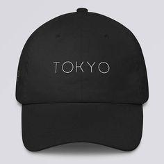 Tokyo Dad Hat !