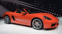 2017 Porsche 718 Boxster: old name, modern performance