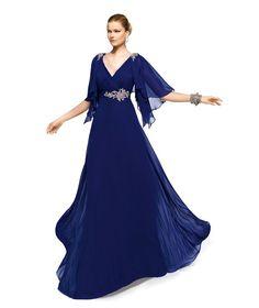 vestido festa pronovias zulaila