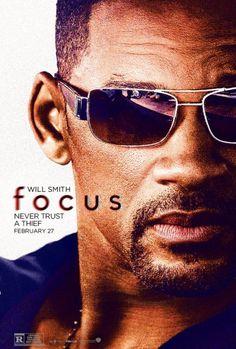 'Focus': Will Smith y Margot Robbie, protagonistas de los nuevos posters - Noticias de cine - SensaCine.com