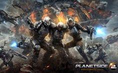 WALLPAPERS HD: Planetside 2