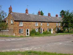 Long row Cottages, Everdon, Northamptonshire