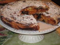Raccontare un paese: le mie ricette: torta - strudel