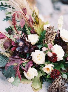 Wedding Floral Design for Ever Season + Venue