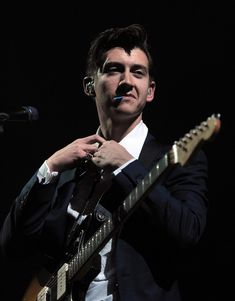 "He has that suave kind of charm, the confidence that says, ""Take off your pants"" with only a glance, and you're like ""UM, yes. They're off already. They are off. They are on the ground. Let's do this."" 