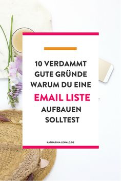 email marketing, newsletter marketing, emails, email liste aufbauen, leads…