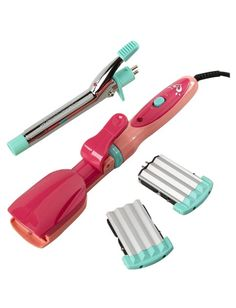 Conair® Pink Colorblock 4 In 1 Styling Tool | Girls Hair & Spa Accessories Beauty | Shop Justice