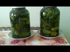YouTube Pickles, Cucumber, Cooking, Youtube, Canning, Cucina, Kochen, Cuisine, Pickle