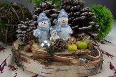 Schneemannfamilie Christmas Ornaments, Holiday Decor, Home Decor, Handmade, Handarbeit, Crafting, Diy Home Crafts, Decoration Home, Room Decor