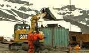 Estação brasileira na Antártica destruída por incêndio começa a ser reconstruída - Fantástico - O Show da Vida - Vídeos - Catálogo de Vídeos