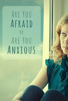 Are you afraid or anxious? Find out what the difference is and how it could help you figure out what steps to take on overcoming your anxiety!