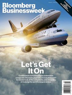 In honor of the space shuttle Endeavour, here's that @b W cover of the 2 planes